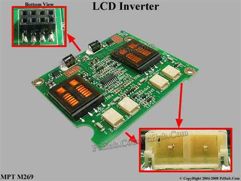 Inverter Monitor Lcd mpt m269 lcd monitor tv inverter m269 l297nint a e192988