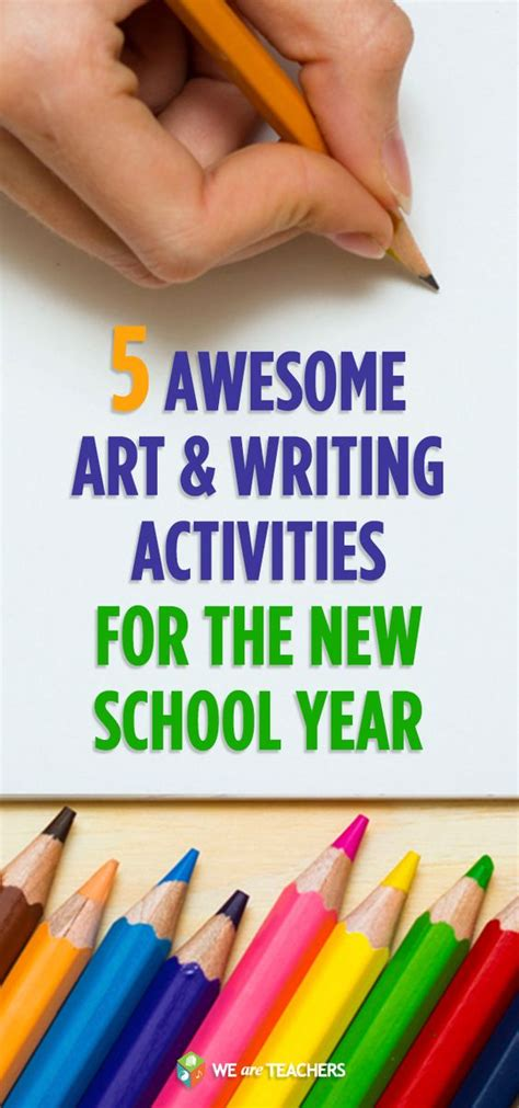 new year writing prompts the new school writing activities and awesome on