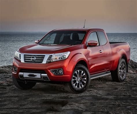 New Nissan Navara 2018 by 2018 Nissan Frontier Release Date Redesign For The Usa