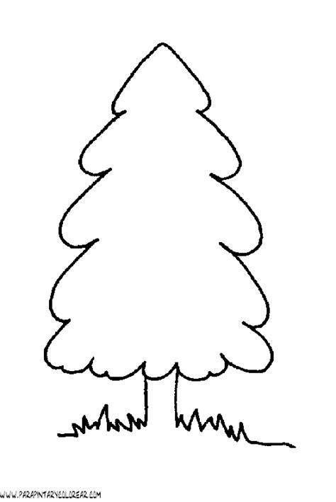 best 28 arboles de navidad para calcar pinos de