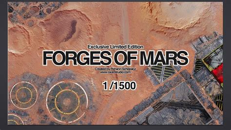 Warhammer Battle Mat by 6 X4 Forges Of Mars Limited Edition Battle Mat Bols