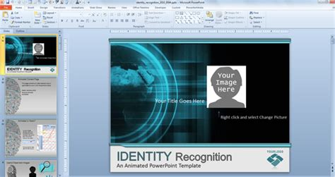 awesome identity recognition cybercrime powerpoint