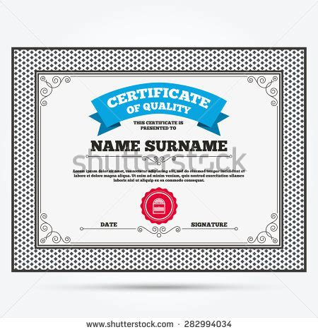 quality certificate template louvers stock vectors vector clip
