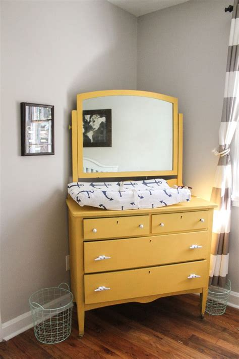 Dresser For Nursery by Owen S Nautical Nursery Vintage Dressers Colors And