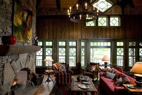 Adirondack Rustic Interiors by Adirondack Interior More Lakeside Living