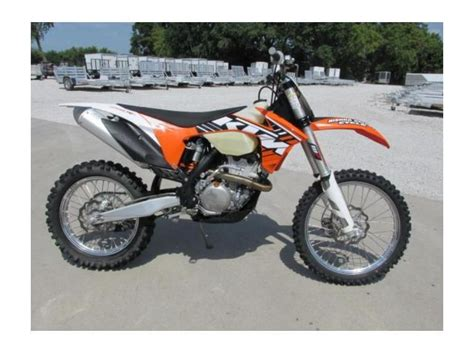 Ktm 350 Dirt Bike 2011 Ktm 350 Xc F Dirt Bike For Sale On 2040motos