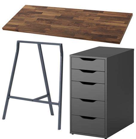 two person desk ikea best 25 ikea desk ideas on