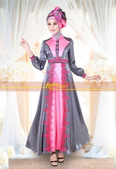 Gamis Pesta Di Lazada model baju pesta terbaru muslim kebaya brokat renda sifon