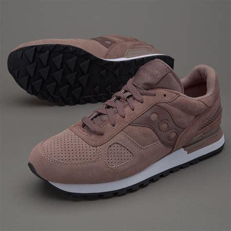 Sepatu Saucony 2 sepatu sneakers saucony originals shadow original suede plum