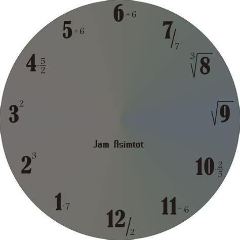 background jam dinding jam dinding matematika asimtot s blog