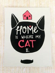 design works home is where the cat is pinterest the world s catalog of ideas