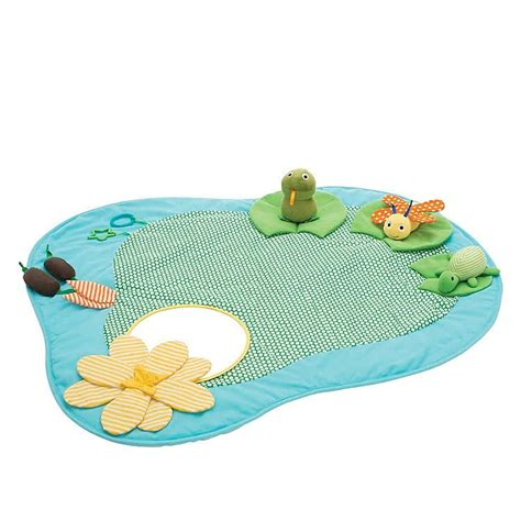 Sensory Mat by Playtime Pond Baby Sensory Play Mat Educational Toys Planet