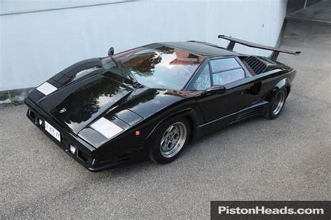 1990 Lamborghini Countach For Sale Used Lamborghini Countach Cars For Sale With Pistonheads