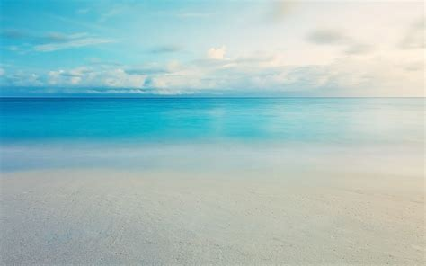 calming blue calm blue ocean wallpaper 14485
