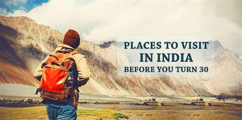 epic tourist places  visit  india   turn