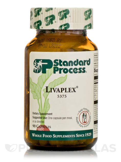 Livaplex Detox standard process livaplex weight loss side effects