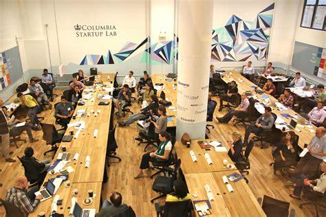 Nyu Evening Mba by Columbia Cuts Ribbon On New Startup Lab