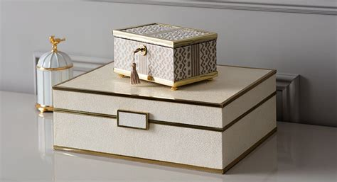 Luxury watch towers amp jewellery boxes linley jewellery accessories buy online at luxdeco