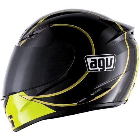 valentino motocross helmet casco agv k 3 46 black 183 motocard