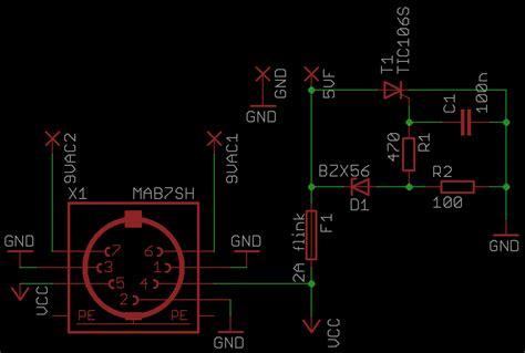 crowbar diode wiki user moiree crowbar f 252 r c64 netzteil c64 wiki