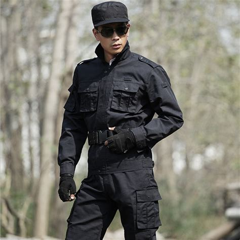 Bodysuit Combat Shirt Black 4xl free shipping outside tactical army combat jackets tactical black