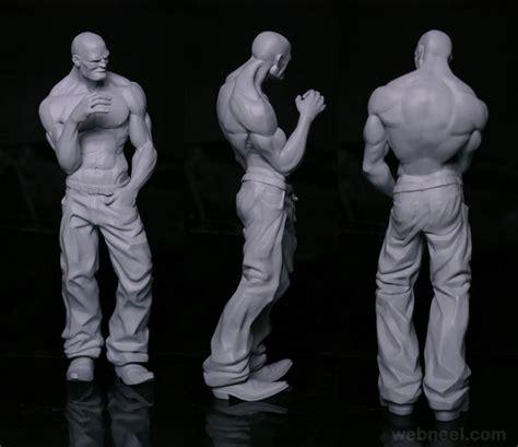 3d modeling 25 beautiful 3d human models 3d and models