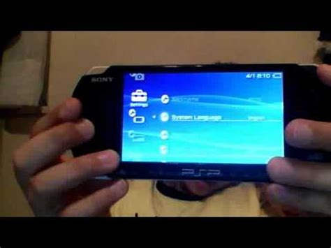 format video for psp how to format the psp youtube