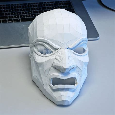 Paper Mask - popular mask 3d model buy cheap mask 3d model lots from