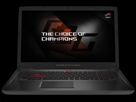Asus Gl702zc Gc824t review notebook gaming asus rog strix gl702zc jagat review