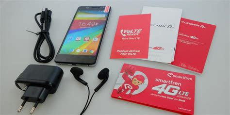 Kabel Data Smartfren Andromax mengintip isi kemasan android quot volte quot andromax r2 kompas