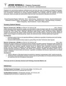 Certified Surgical Technologist Description by Surgical Technologist Resumes Indeed Resume Search