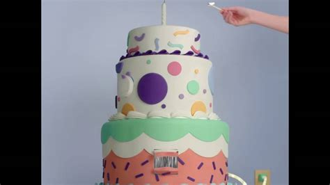imagenes happy birthday animadas para facebook facebook presenta incre 237 ble pastel de cumplea 241 os youtube