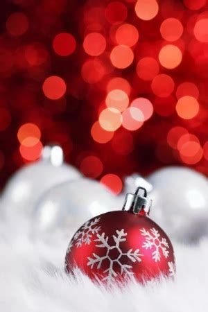 wallpaper christmas for mobile download red bokeh christmas ball iphone wallpaper mobile