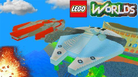 Pc Lego Worlds lego worlds the spaceship battle lego worlds gameplay