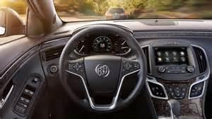 2014 Buick Lacrosse Interior 2014 Lacrosse Luxury Mid Size Sedan