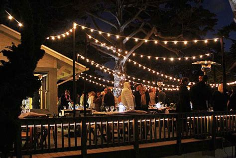 Cafe Patio Lights Image Gallery Outdoor Cafe String Lights