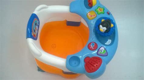 siege de bain v tech si 232 ge de bain interactif vtech avis