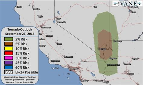 map of tornadoes today haarp predictions correct las vegas at risk for tornadoes