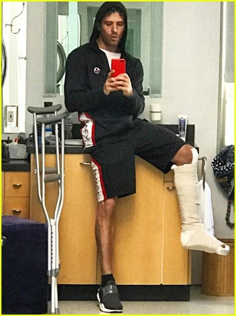 ryan phillippe injury update ryan phillippe provides update on his leg injury after