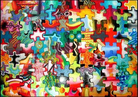 painting puzzle susan kaprov puzzles