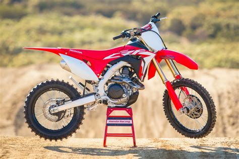 2019 Honda 450 Rx by 2019 Honda Crf450rx Impression Cycle News