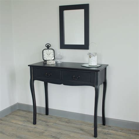 grey mirrored dressing table grey wooden console dressing table mirror shabby vintage