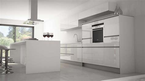 Attractive Salle De Bain Moderne Avec Baignoire Dangle  #14: Cuisine-blanc-acrylique-1276973619.jpg