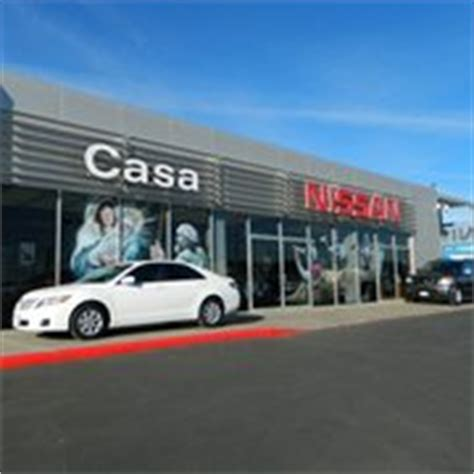 Casa Nissan El Paso by Casa Nissan 11 Photos 10 Reviews Auto Repair 5855