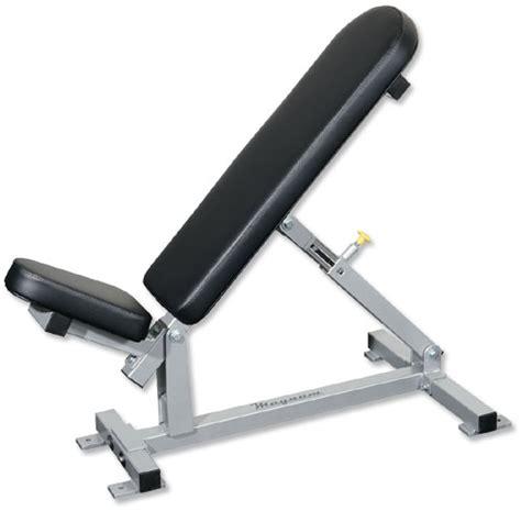 adjustable weight bench magnum fitness varsity series adjustable incline weight bench
