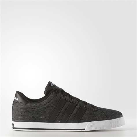 Adidas Neo V Leather Black Grey adidas neo shoes black and grey kenmore cleaning co uk