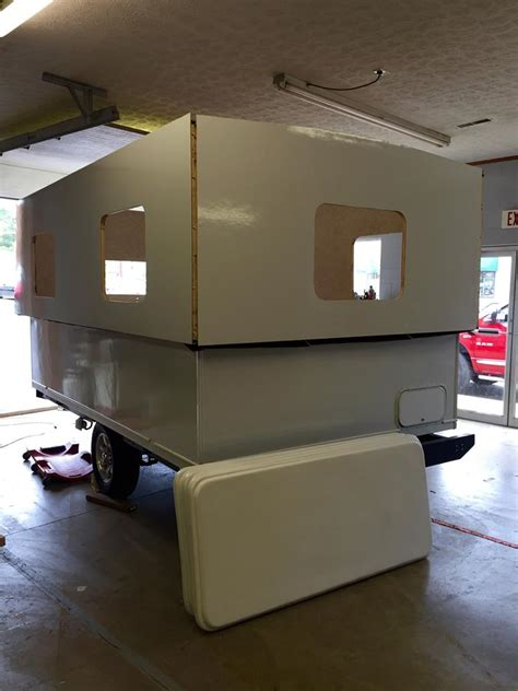 Hi Lo Trailer Floor Plans by Hi Lo Trailers The Small Trailer Enthusiast