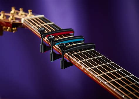 Capo Gitarbass namm 2017 g7th releases quot world s lightest quot guitar capo guitar bass guitar bass