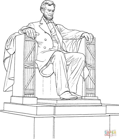 washington monument coloring page coloring home