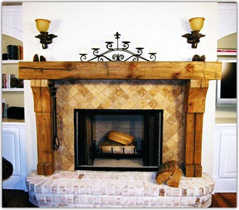 Reclaimed Fireplace Mantels by Best 25 Rustic Fireplace Mantels Ideas On